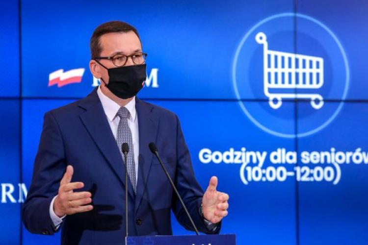 Polonia trimite o echipă medicală în România, pentru a ajuta în lupta împotriva pandemiei de COVID