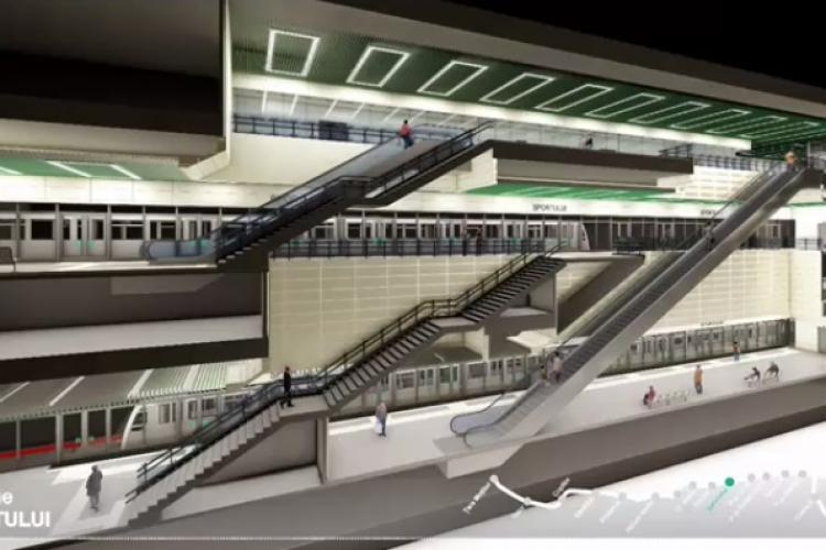 Metroul clujean va avea eficiența celui din Londra: Nu va avea mecanic și va avea 500 de angajați
