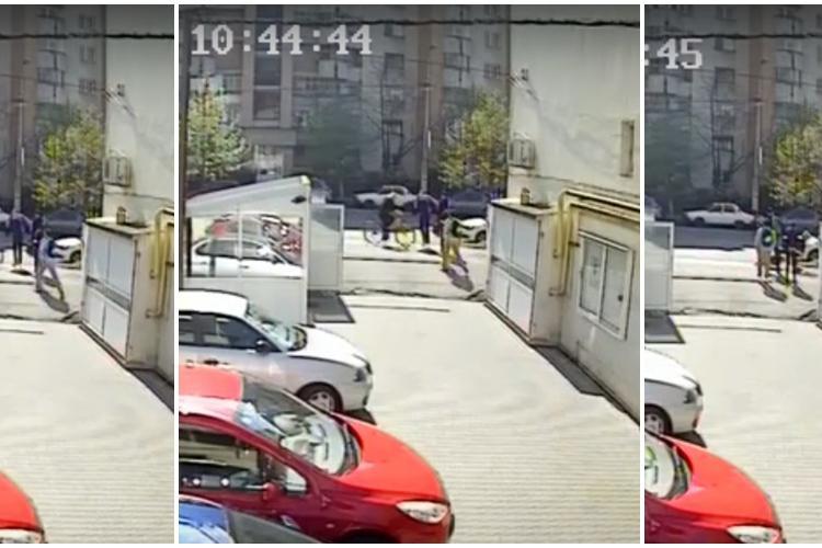 Cluj:  Condamnat la 6 luni de închisoare și daune de 10 mii de euro pentru că o biciclistă nu a putut opri și spune că și-a rupt piciorul din cauza lui