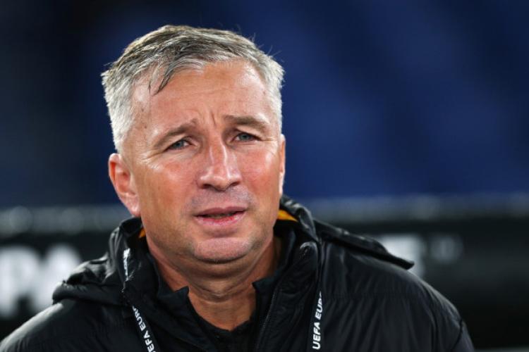 """Ce problemă are Dan Petrescu înaintea meciului CFR Cluj - Alkmaar. """"A fost foarte slab!"""""""
