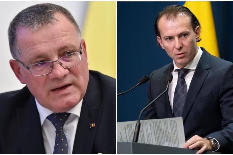 Haos în guvernul PNL, condus de premierul demis Florin Cîțu. Ministrul Oros este rugat să nu-și dea demisia