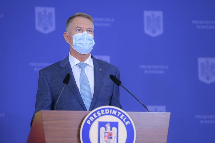 Școlile se închid de luni, 25 octombrie, pentru a stopa pandemia