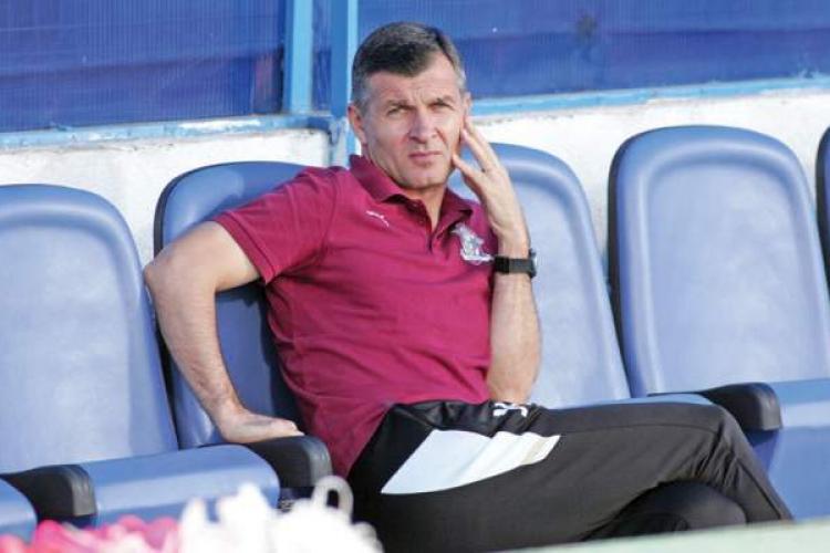 Ioan Ovidiu Sabău: Cred că Mirel Rădoi era demis de Federație, dacă nu câștiga cu Armenia. Probabil negociau cu alt antrenor
