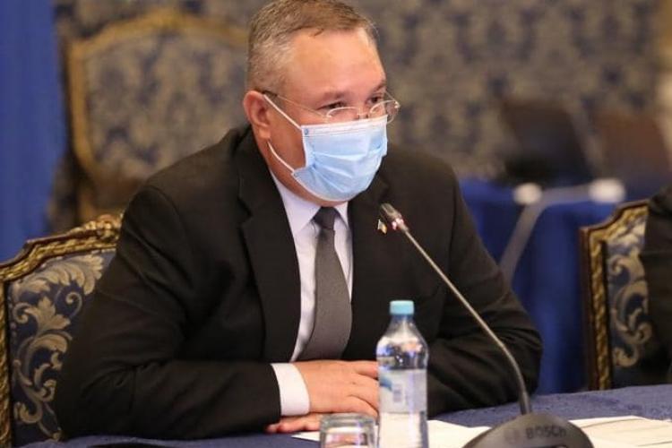 Nicolae Ciucă, desemnat premier de președintele Klaus Iohannis