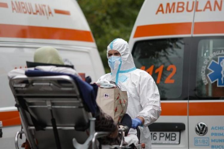 Soț și soție, confirmați cu COVID, decedați după ce au făcut o formă severă a bolii. Nu erau vaccinați