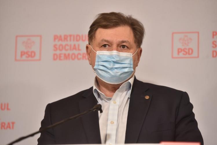 Soluția profesorului Alexandru Rafila pentru ieșirea României din criza sanitară