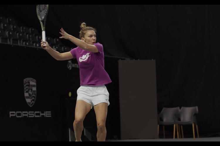 Simona Halep despre lipsa publicului la turneul de tenis de la Cluj: Nu știu dacă s-a luat măsura corectă! Încă sperăm să se schimbe