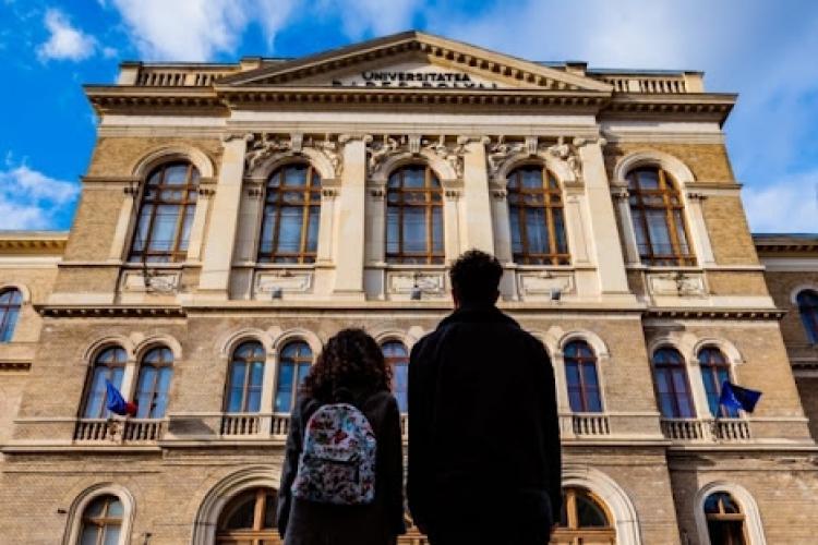 Burse pentru studenţii la distanţă ai Universității Babeș-Bolyai din Cluj-Napoca