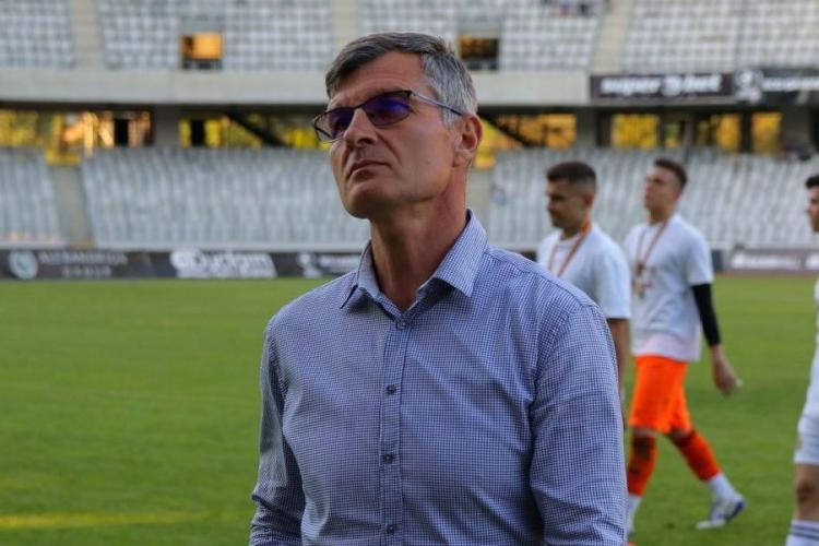 """Ioan Ovidiu Sabău """"și-a pus pe pauză"""" cariera de antrenor. Ce îl nemulțumește la fotbalul românesc"""