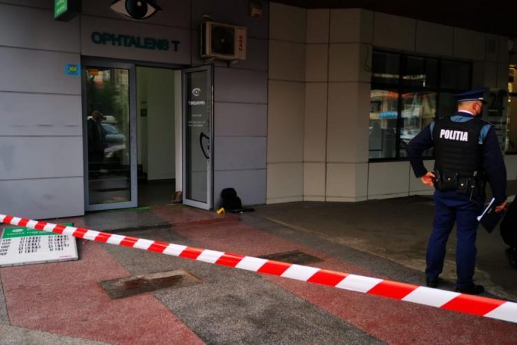 Autorul jafului de la casa de schimb valutar din Mărăști a fost prins