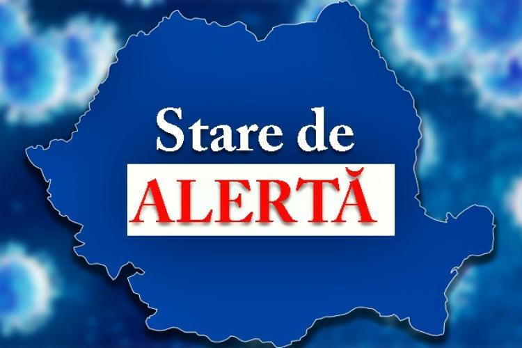 Decizia Curții de Apel Cluj, care anula starea de alertă, infirmată de altă Curte de Apel: Este necesară pentru apărarea sănătății publice