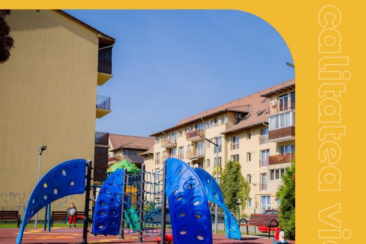 Două noi parcuri au fost deschise în comuna Florești - FOTO
