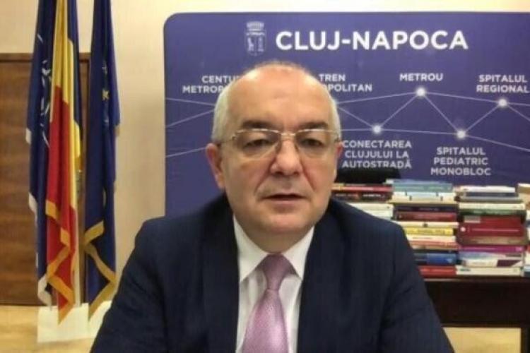 Emil Boc, despre pandemia COVID: Clujul e într-un fel de fază de platou, cu dinți de fierăstrău