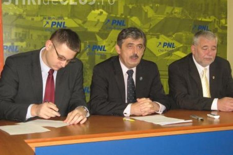 A aparut Liga Alesilor Locali ai PNL Cluj! Presedinte este primarul din Garbau, Gheorghe Broaina