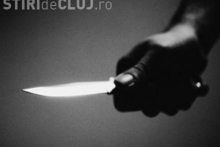 O femeie a fost injunghiata de sotul ei pe strada Muncitorilor din Cluj-Napoca- VIDEO
