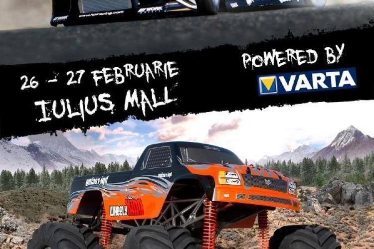 Drifting in miniatura la Iulius Mall, in week-end!