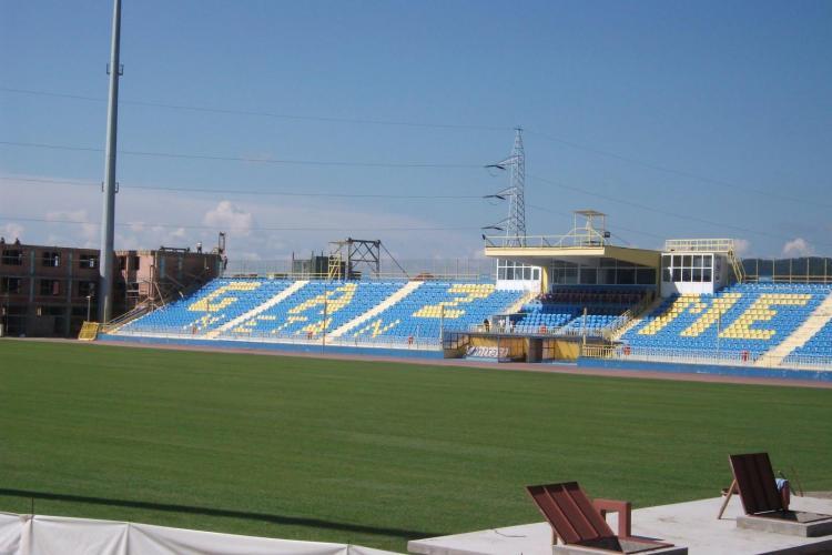 Vezi ce conditii pune Gaz Metan ca sa primeasca Universitatea Cluj pe terenul din Medias