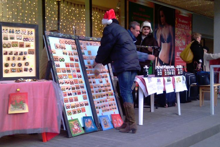 Targul Martisoarelor are loc in Piata Unirii, in perioada 24 februarie- 1 martie 2011