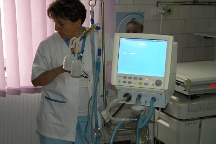Spitalul Judetean din Cluj primeste cei mai multi bani pentru reabilitarea sectiei de Terapie Intensiva