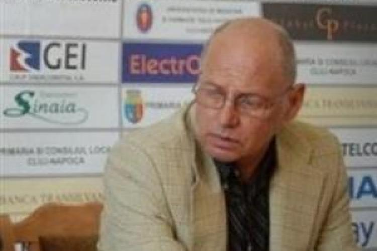 Nicolae Ienac a murit! Managerul echipei de baschet U Mobitelco s-a stins din viata la Clinica Medicala 1