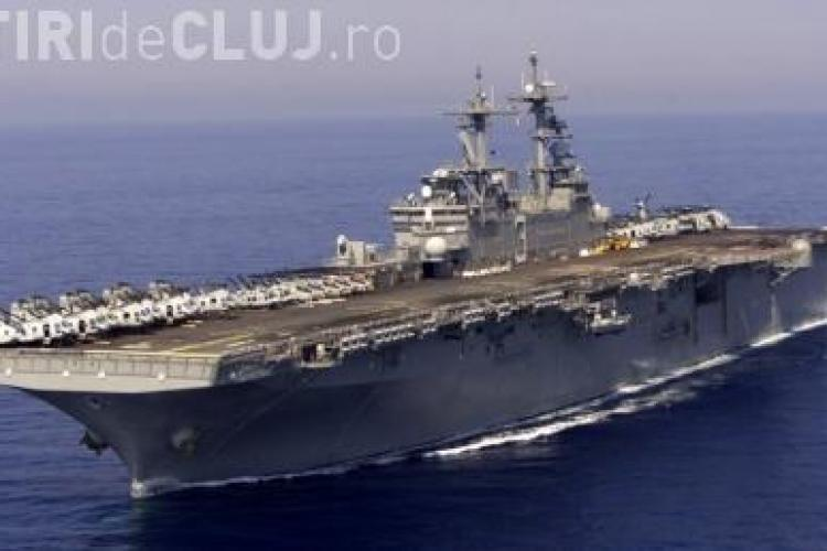 Americanii trimit nave de razboi spre Libia!