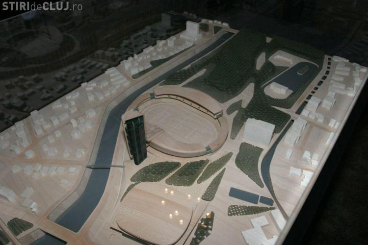 Sala Polivalenta din Cluj Napoca, construita de CON-A! Contractul a fost semnat - VEZI detalii