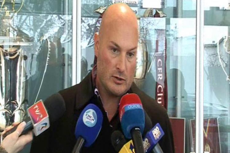 """Paszkany: """"Putem castiga toate meciurile din retur! Avem ca obiectiv castigarea campionatului"""""""