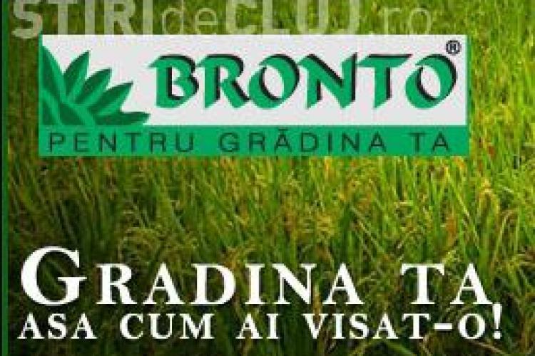 BRONTO a lansat cu fast primul showroom din Romania dedicat gradinaritului (P)