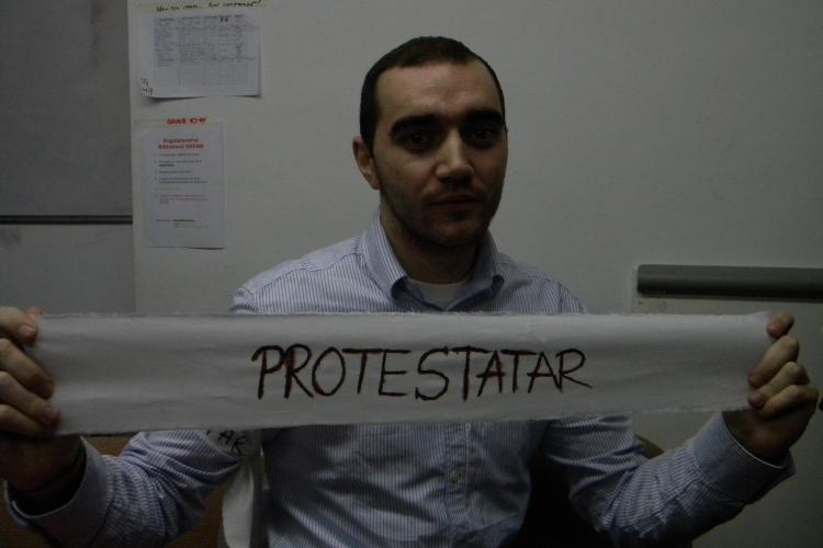 Studentii din Cluj pornesc protestele! Ii trimit colete cu mancare ministrului Educatiei si ies in strada vineri! - VIDEO