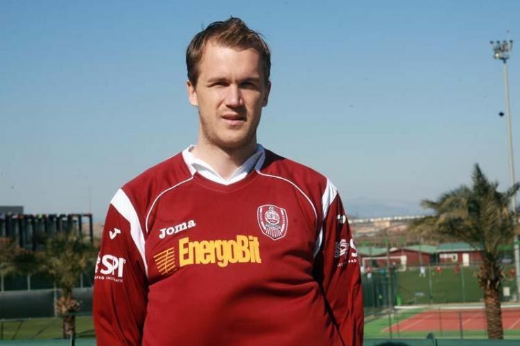 Kapetanos ar putea intra ca titular la CFR Cluj in meciul cu FC Timisoara