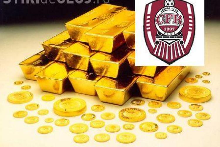 Rosia Montana Gold Corporation va sponsoriza CFR Cluj! Cum comentati?