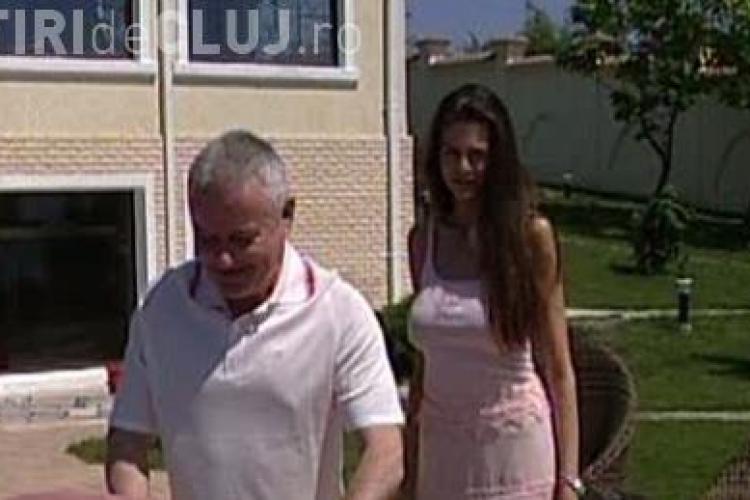 Irinel Columbeanu cere decaderea Monicai din drepturile parintesti pentru ca si-a lovit fiica!
