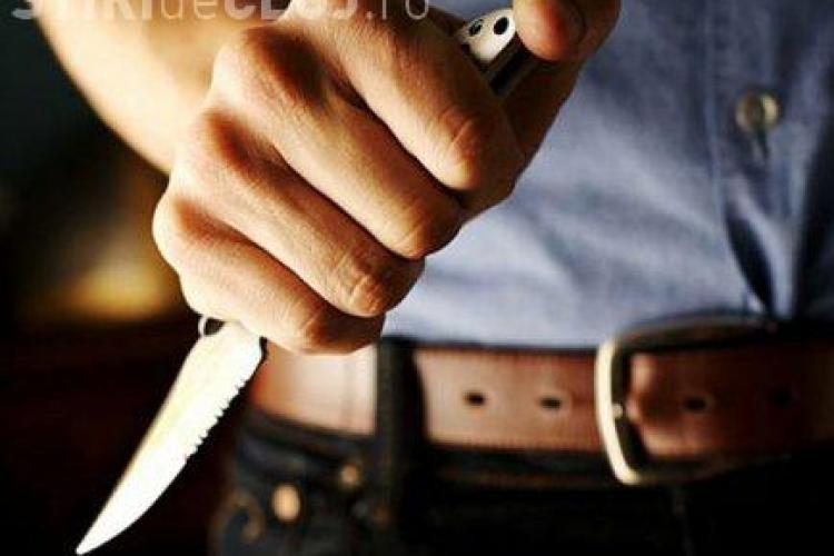 Tentativa de crima pasionala la Ciucea! Un barbat gelos si-a atacat adversarul cu cutitul