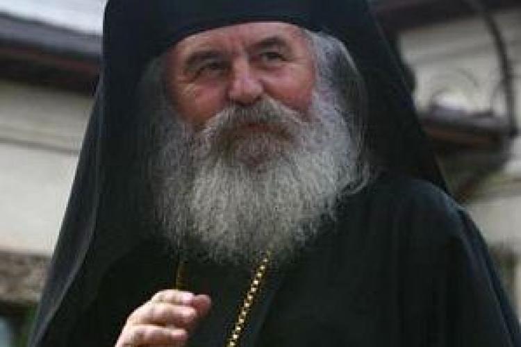 Episcopul Ioan de la Covasna: Vreau sa fiu mitropolitul Clujului!