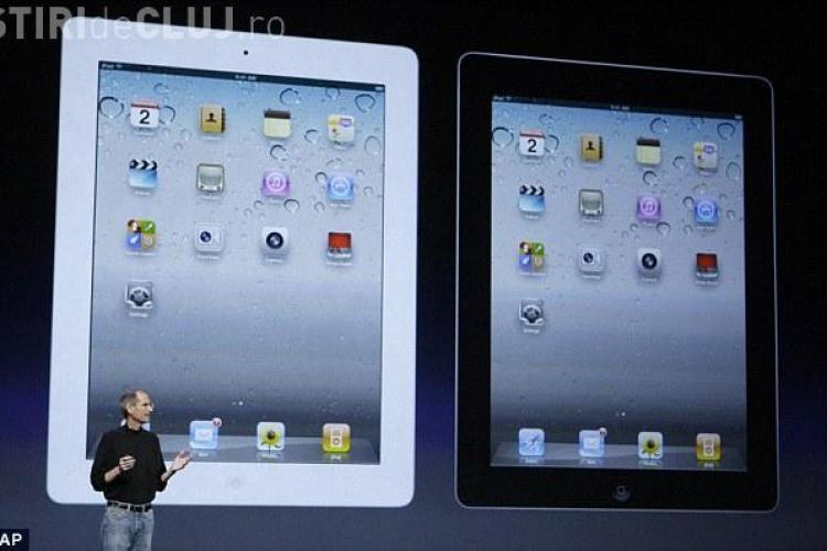 Imagini de la lansarea noului iPad 2! - Galerie FOTO