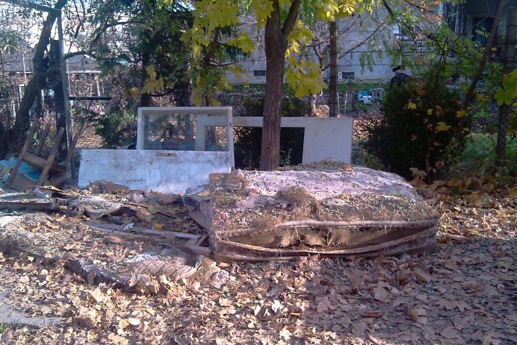 Amenzi pentru rampe clandestine la Cluj Napoca!