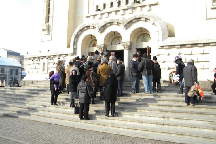 Credinciosii au donat anul trecut 5,6 milioane de lei pentru constructia de biserici in Arhiepiscopia Clujului
