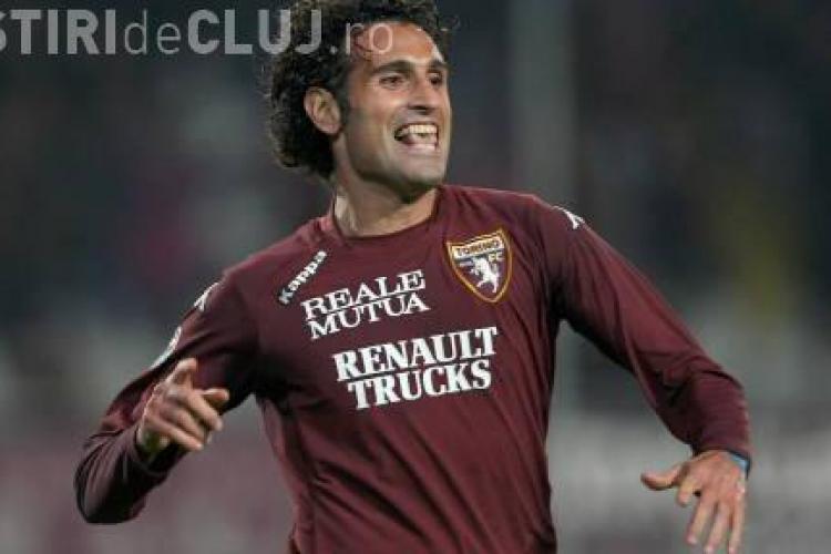 Atacantul Nicola Amoruso vrea la CFR Cluj