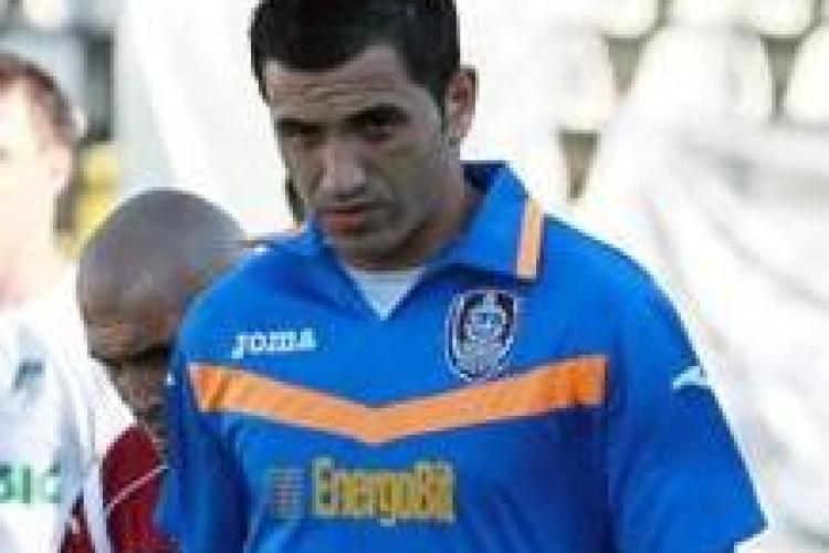 Portarul Nuno Claro si-a prelungit contractul cu CFR Cluj pana in 2013