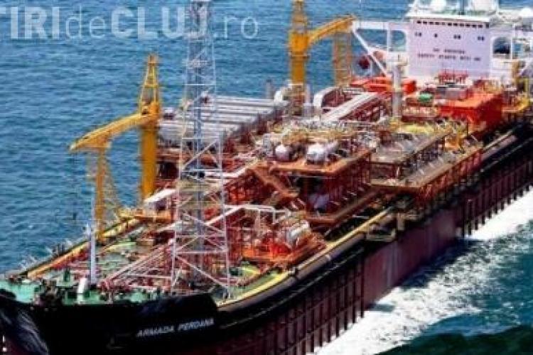 Nava lui Basescu a fost gasita! Biruinta este folosita pe post de rafinarie plutitoare