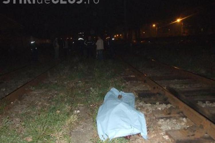 Drama pe strada Rasaritului! Un barbat s-a aruncat in fata trenului langa fabrica Sanex! - VIDEO