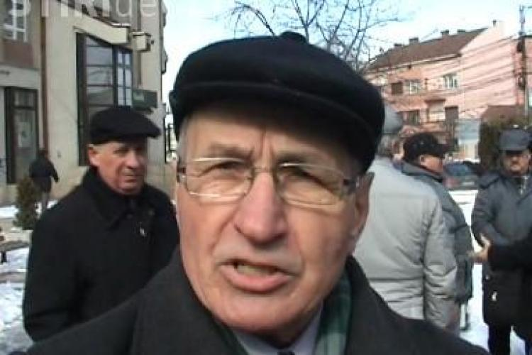 Militarii in rezerva din Cluj isi cer inapoi pensiile de mii de euro! VEZI ce spune un astfel de pensionar - VIDEO