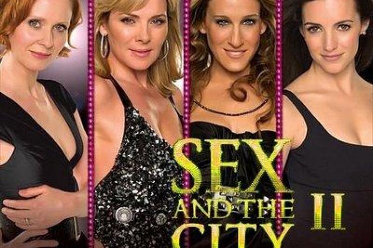 """Cea mai proasta actrita a anului este ... toate fetele din """"Sex and the City 2"""""""