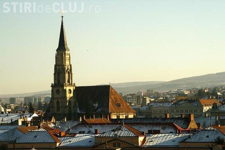 Vremea in Cluj! Urmeaza cateva zile geroase, dar fara ninsori