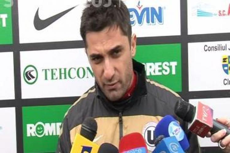 """Niculescu: """"Daca jucam cu Brasovul dadeam cinci goluri si castigam cu 5-1"""" - VIDEO"""