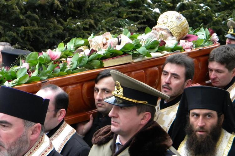 Parastas la 40 de zile pentru Arhiepiscopul si Mitropolitul Bartolomeu, sambata, 5 martie!