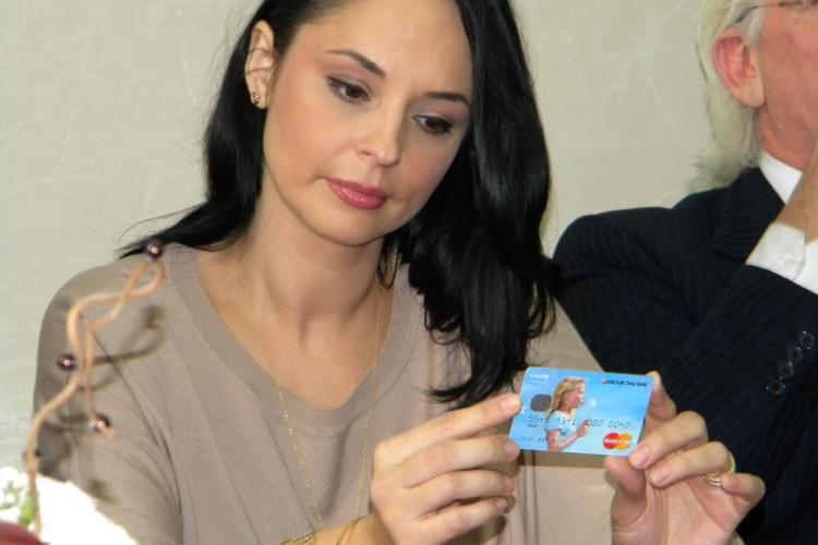 Andreea Marin a lansat la Cluj un card pentru sprijinirea mamelor! - Galerie FOTO