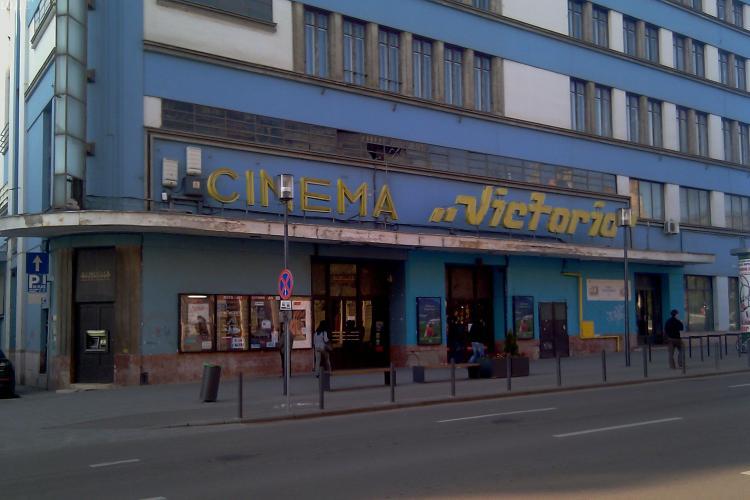 Cinema Victoria se redeschide! Consiliul local Cluj Napoca a aprobat asocierea cu Victoria Film