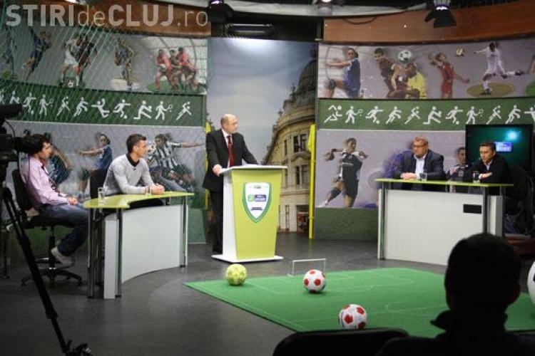 """Iuliu Muresan la Ora de Sport: """"Alin Minteuan este croit pentru a fi antrenor!(...) Cu Boloni nu am negociat niciodata!"""""""