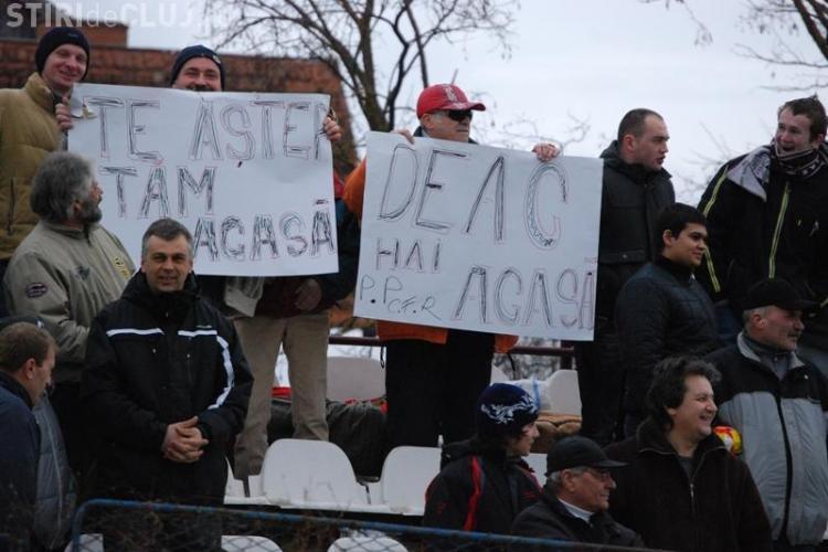 Fanii din Gruia il cer pe Ciprian Deac inapoi la CFR Cluj